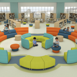 Children's Commercial Furniture