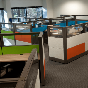 Refurbished Cubicles