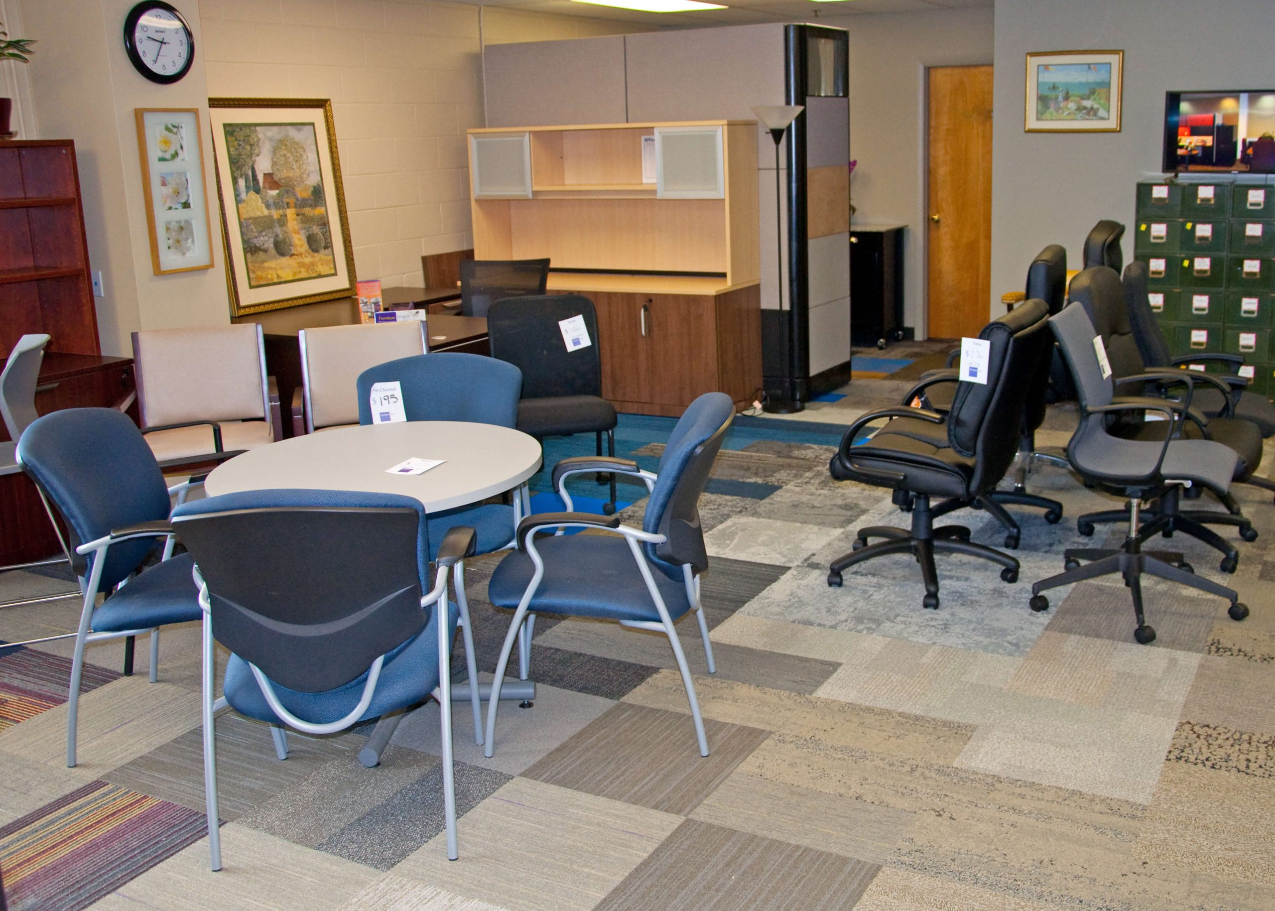 Buy Commercial Office Furniture
