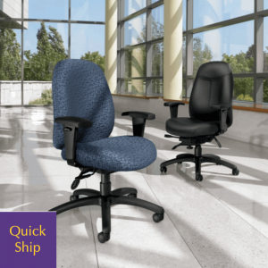 Upholstered Desk Chairs